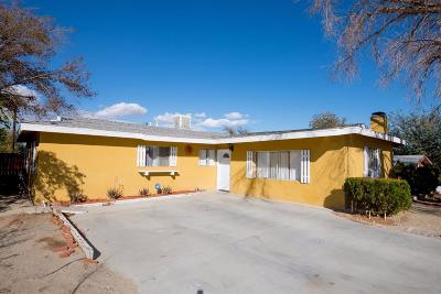 Victorville Single Family Home For Sale: 16678 Hughes Road
