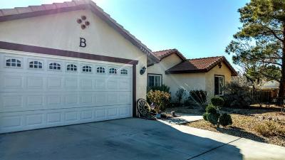 Apple Valley Single Family Home For Sale: 22593 High Vista Lane