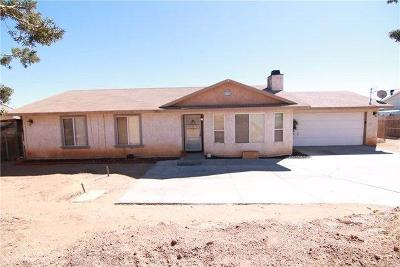 Hesperia Single Family Home For Sale: 7175 Dalscote