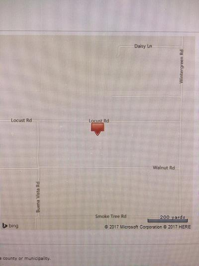 Pinon Hills Residential Lots & Land For Sale: Locust Road