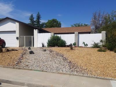 Victorville Single Family Home For Sale: 13838 Woodbine Drive