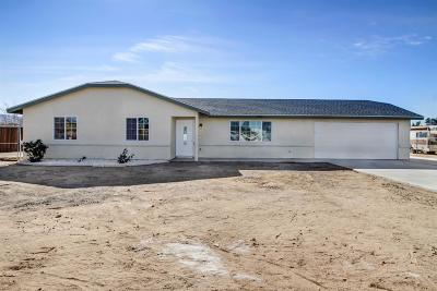 Apple Valley CA Single Family Home For Sale: $234,990