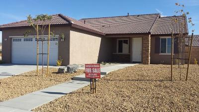 Victorville Single Family Home For Sale: 13449 Earl Way