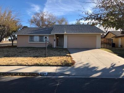 Victorville Single Family Home For Sale: 16689 Desert Sands Road