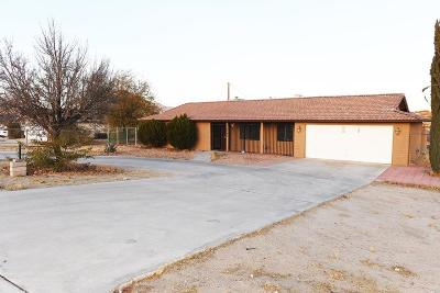 Victorville Single Family Home For Sale: 15741 Village Drive