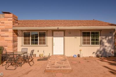 Apple Valley Single Family Home For Sale: 21475 Roundup Way