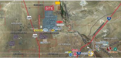 Victorville Residential Lots & Land For Sale: Colusa Road