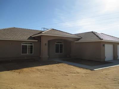 Hesperia Single Family Home For Sale: 8169 Lassen Avenue