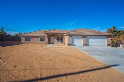 Hesperia Single Family Home For Sale: 9516 Timberlane Avenue