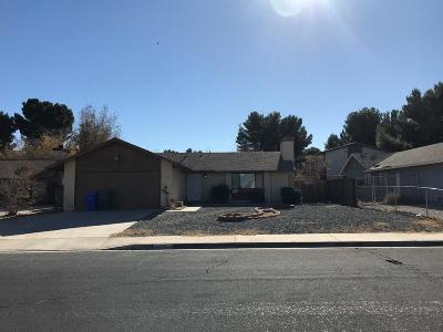 Victorville Single Family Home For Sale: 15161 Wildrose Street