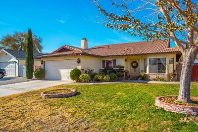 Victorville Single Family Home For Sale: 13110 Meteor Drive