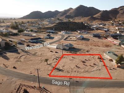 Apple Valley Residential Lots & Land For Sale: Sago Road