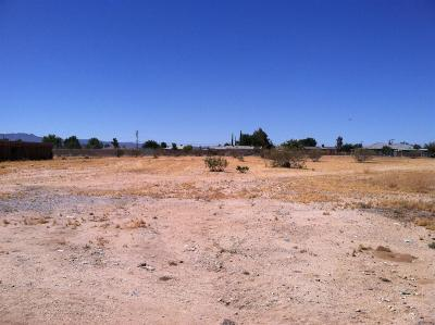 Hesperia Residential Lots & Land For Sale: Donert Street