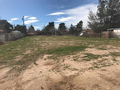 Hesperia Residential Lots & Land For Sale: Vine Street