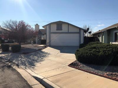 Victorville Single Family Home For Sale: 16779 Highgate Circle