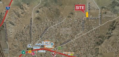 Apple Valley Residential Lots & Land For Sale: Ta-Ki-Pi Road