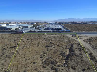 Hesperia Residential Lots & Land For Sale: Ca-395 Highway