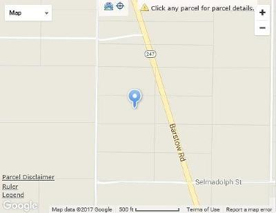 Newberry Springs Residential Lots & Land For Sale: 247 Highway