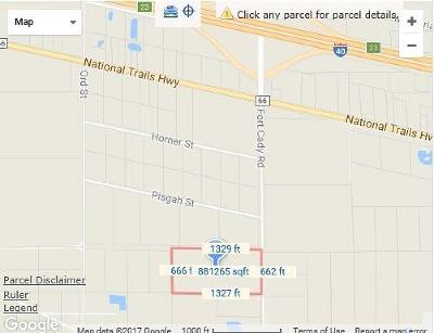 Newberry Springs Residential Lots & Land For Sale: 30484 Fort Cady Road