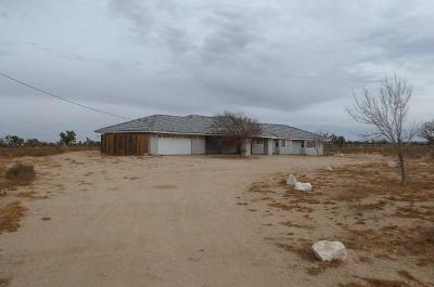 Phelan Single Family Home For Sale: 11025 Sonora Road