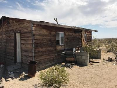 Lucerne Valley Single Family Home For Sale: 2 Joshua Avenue