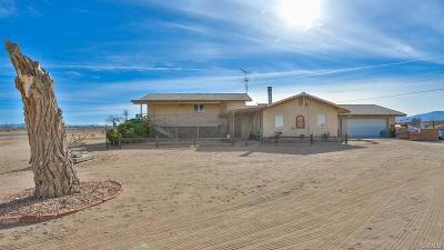 Victorville Single Family Home For Sale: 11954 Topaz Road