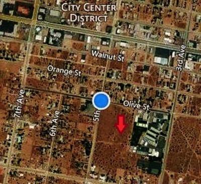 Hesperia Residential Lots & Land For Sale: 9 Adjacent Parcels Olive & 5th Avenue