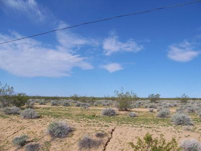 Helendale Residential Lots & Land For Sale: Mountain Springs Road