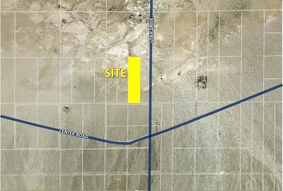 Newberry Springs Residential Lots & Land For Sale: 0529 071 28 Road