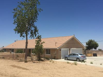 Phelan CA Single Family Home For Sale: $340,000