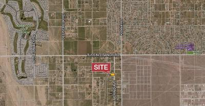 Apple Valley Residential Lots & Land For Sale: Merino Avenue
