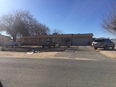 Hesperia Single Family Home For Sale: 9400 Wasco Avenue