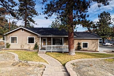 Wrightwood Single Family Home For Sale: 5430 Zermatt Drive