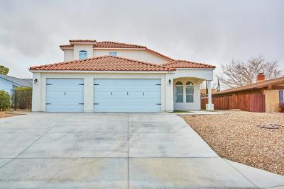 Victorville Single Family Home For Sale: 18220 Deauville Drive