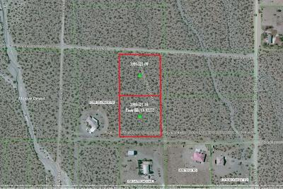 Pinon Hills Residential Lots & Land For Sale: Amarillo Road
