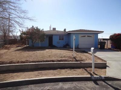 Victorville Single Family Home For Sale: 16225 Del Parque Court