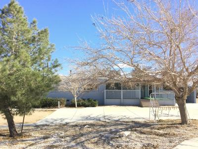 Victorville CA Single Family Home For Sale: $197,500