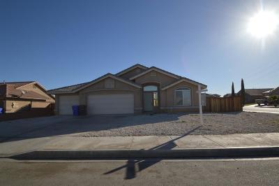 Adelanto Single Family Home For Sale: 14939 Christopher Street