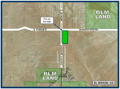 El Mirage Residential Lots & Land For Sale: Shadow Mountain Road
