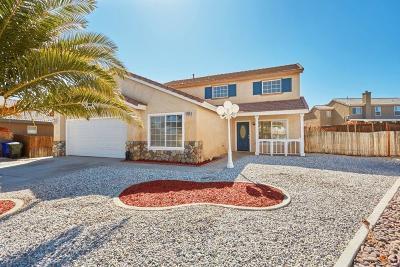 Adelanto Single Family Home For Sale: 11485 Newport Court