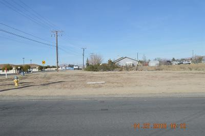 Hesperia Residential Lots & Land For Sale: I Avenue
