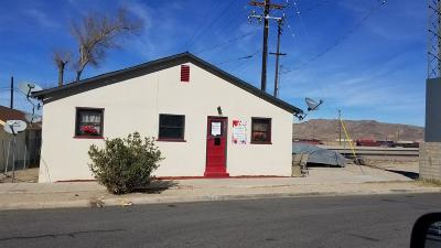 Barstow Single Family Home For Sale: 501 Hutchison Street