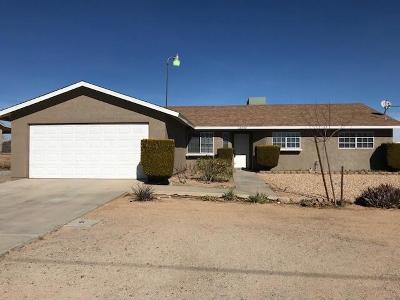 Hesperia Single Family Home For Sale: 16230 Sycamore Street