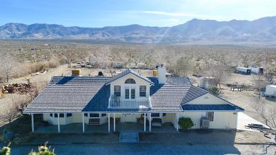 Lucerne Valley Single Family Home For Sale: 30981 Buenos Aires Road