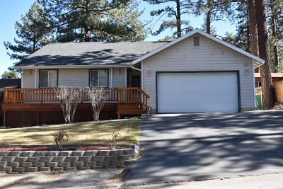 Wrightwood Single Family Home For Sale: 5603 Dogwood Road