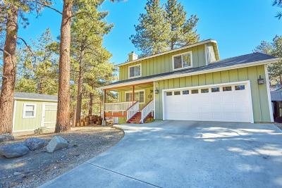 Wrightwood Single Family Home For Sale: 5649 Lodgepole Drive