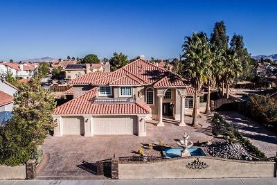 Apple Valley Single Family Home For Sale: 20484 Half Moon Court