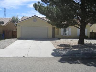 Adelanto Single Family Home For Sale: 10759 Plainfield Street