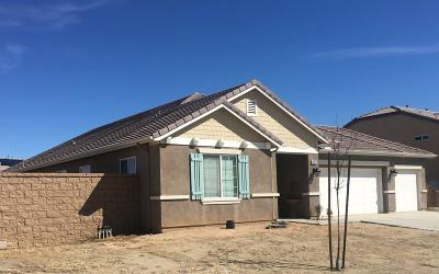 Hesperia Single Family Home For Sale: 19056 E Mono Drive