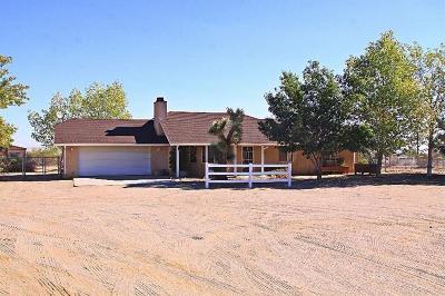 Phelan Single Family Home For Sale: 3680 Sunset Road